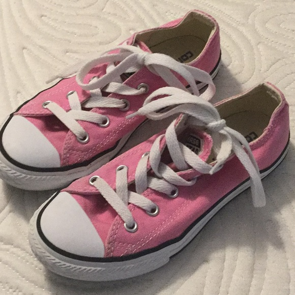 012d2ae45f2e19 converse Other - Girls size 1 pink converse shoes